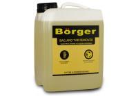 Удалитель битума и следов насекомых Börger bug & tar remover 20 л