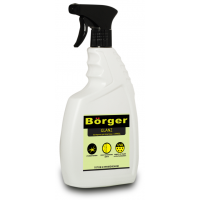 Глянцевый полироль для пластика Börger GLANZ 0,75 л