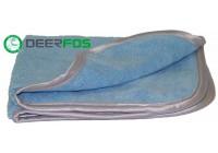 Полировальная микрофибровая салфетка Deerfos (сатин)