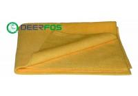 Полировальная микрофибровая рифленая салфетка Deerfos